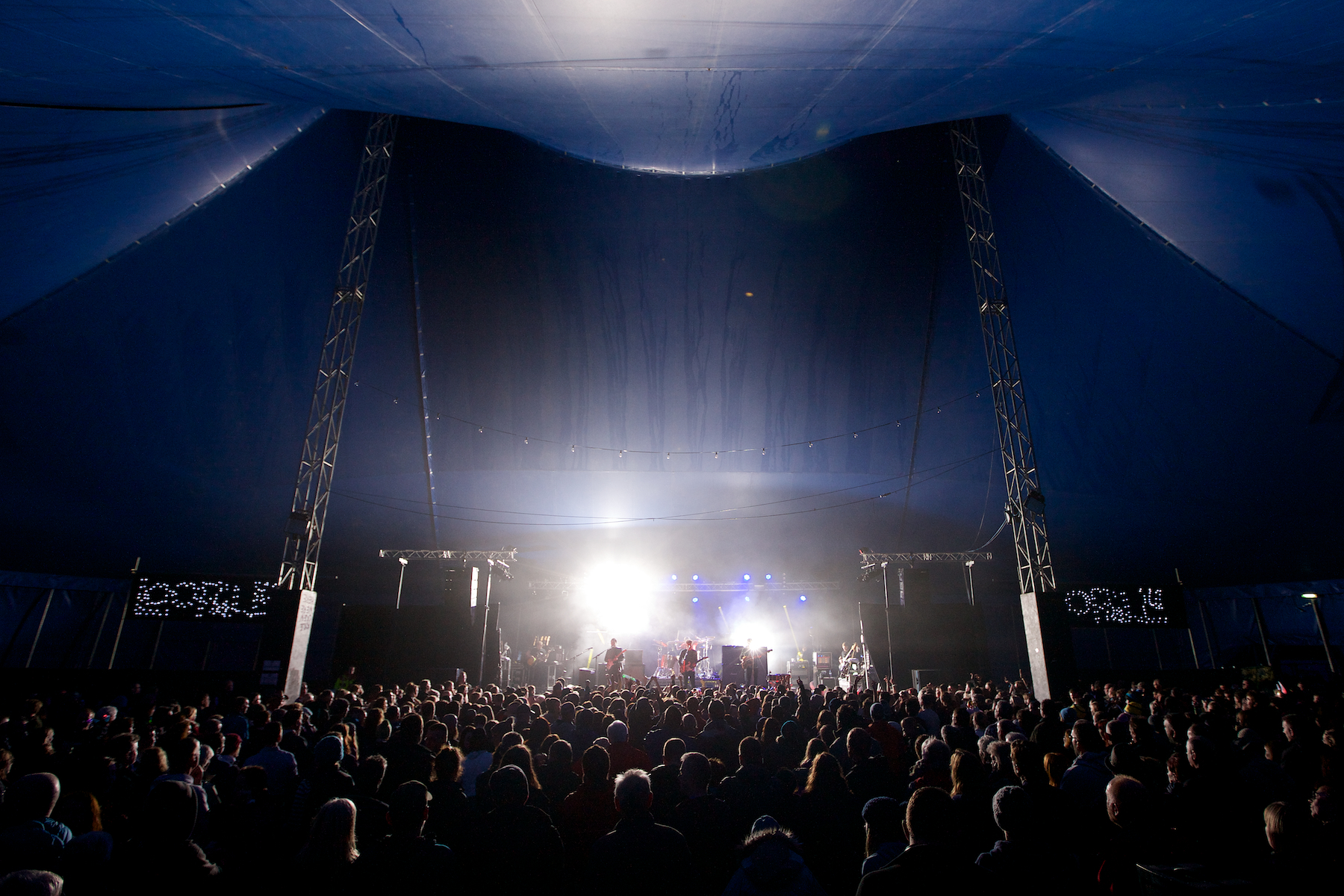 Music festivals in Scotland