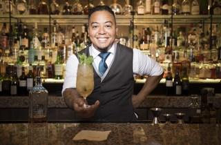 Moses Laboy, Gotham Bar & Grill, New York's Best Bartender 2015