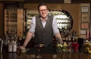 Tim Miner, The Long Island Bar, New York's Best Bartender 2015