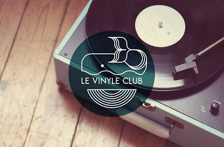 Vinyle Club Box