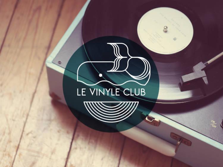 Le Vinyle Club, une box musique pour découvrir le 33 tours