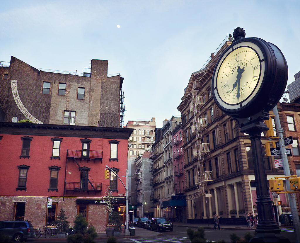 Tribeca neighborhood guide
