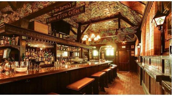 Mad Men Cocktails at Tom Bergin's Tavern