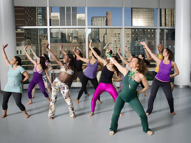 Dance nyc dance reviews events listings time out for Contemporary dance classes nyc