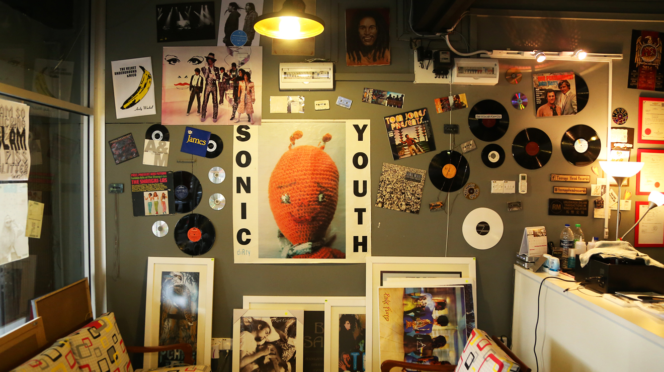 The best record stores in KL