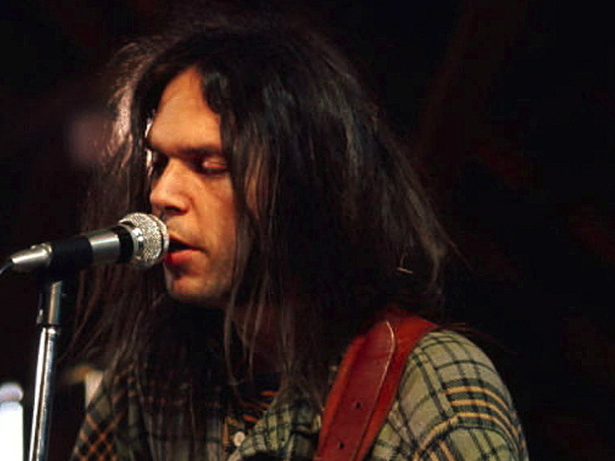 'Roll Another Number' – Neil Young