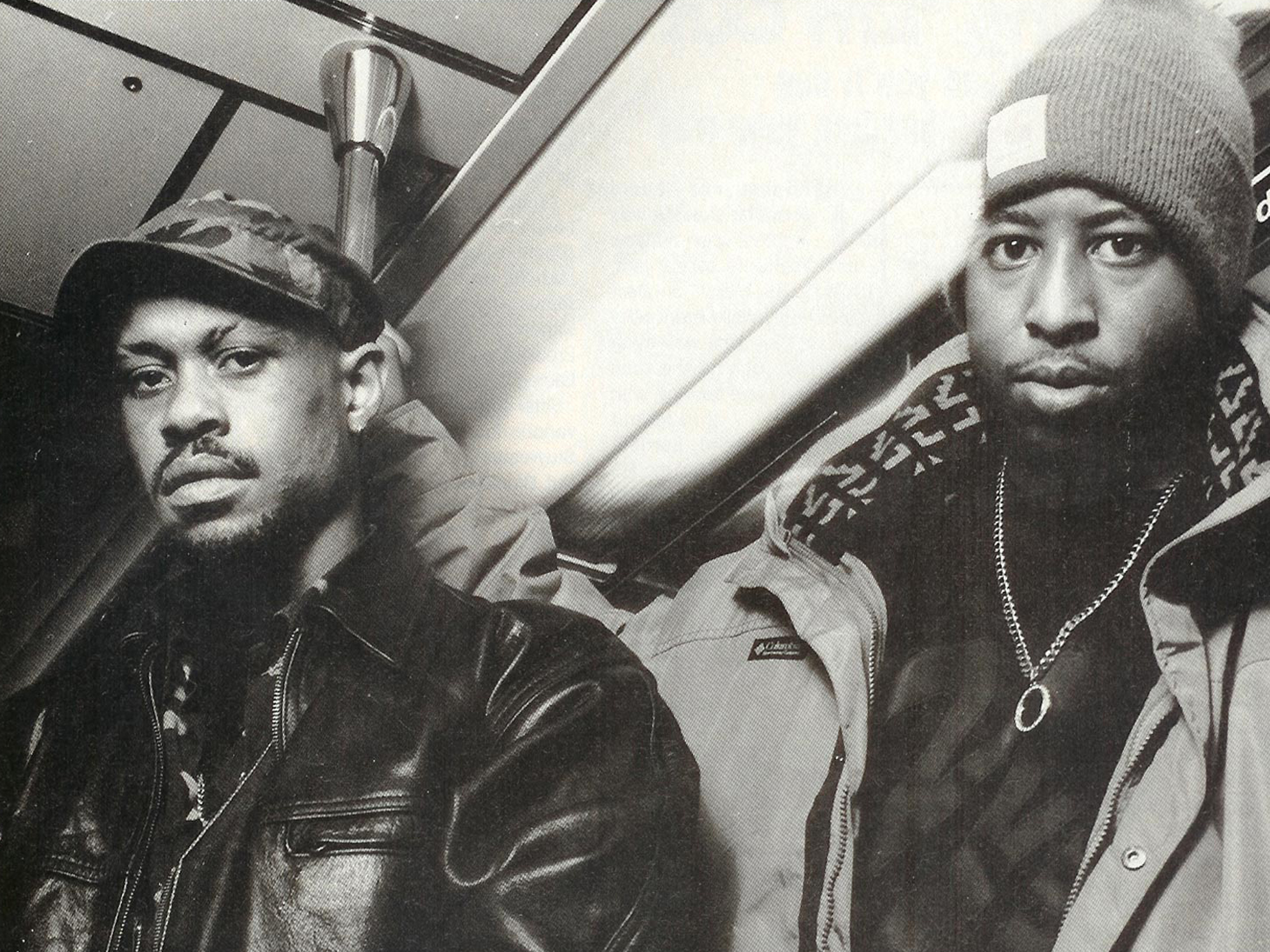 'Take 2 and Pass' – Gang Starr