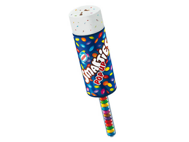 Smarties Pop up