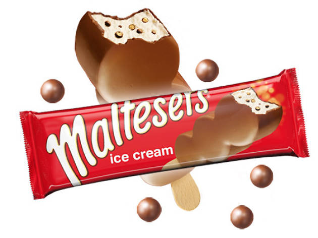 Maltesers Ice Cream