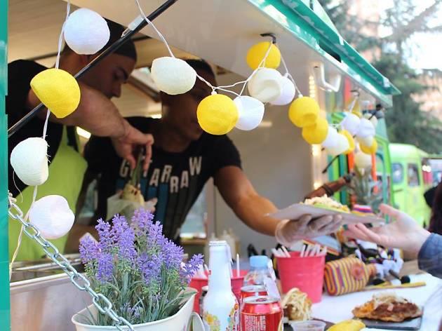 Los food trucks del festival MadrEat nos vuelven a visitar en marzo