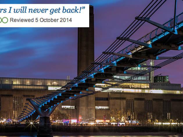 Tate Modern TripAdvisor review