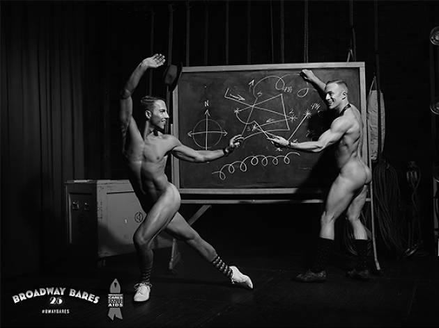 Top Bottoms of Burlesque: The Dance Captains