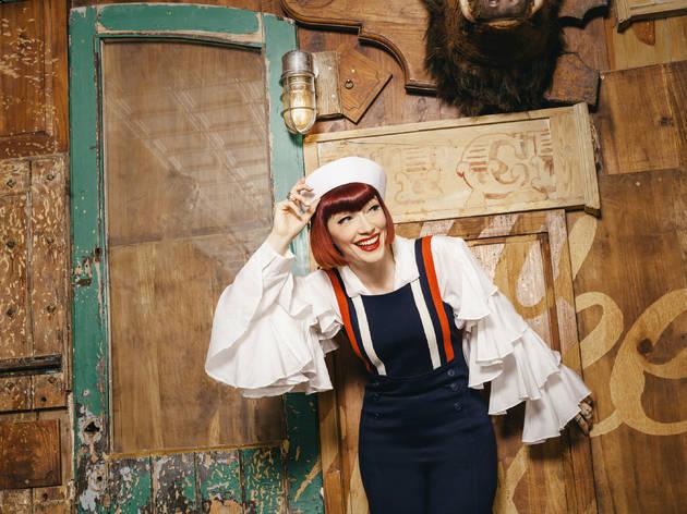 'Nautical Chic' Talk with Amber Jane Butchart