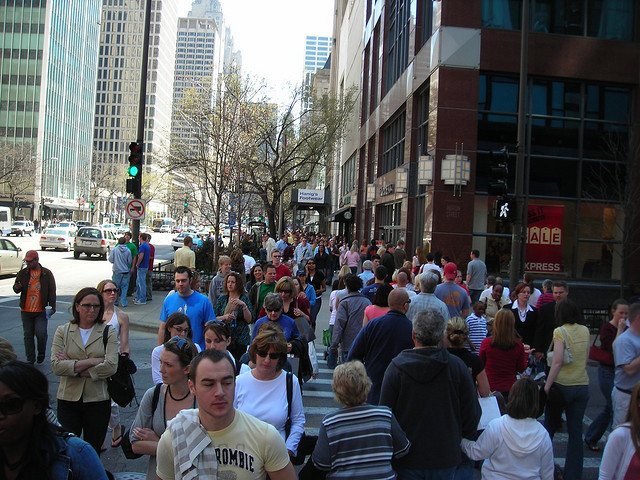 Chicago ranks as sixth most walkable city in America