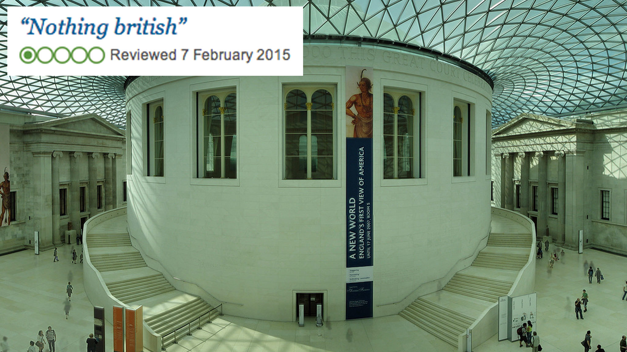 British Museum TripAdvisor Review