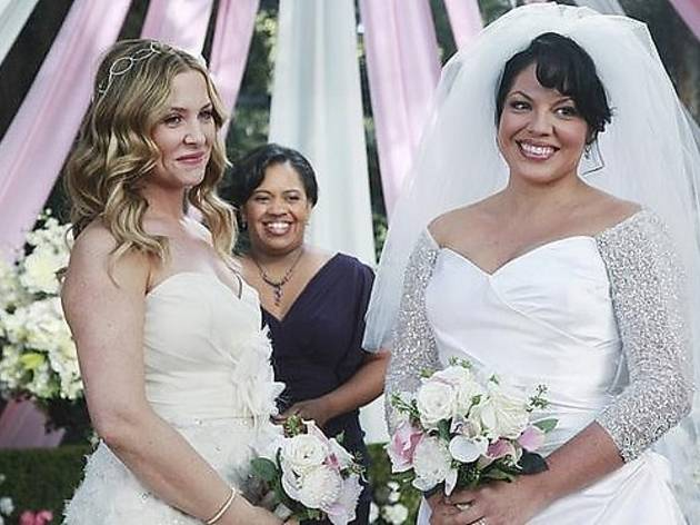 Callie et Arizona • Grey's anatomy