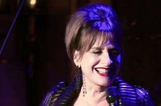Patti LuPone: The Lady with the Torch
