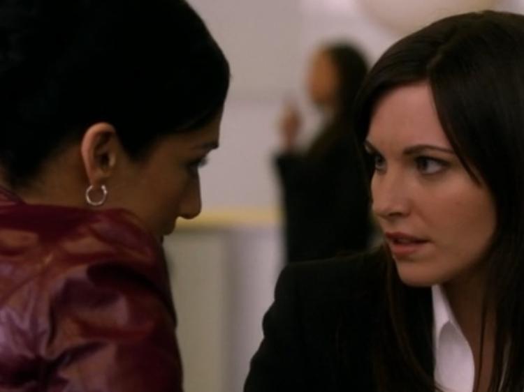 Kalinda et Lana • The Good wife