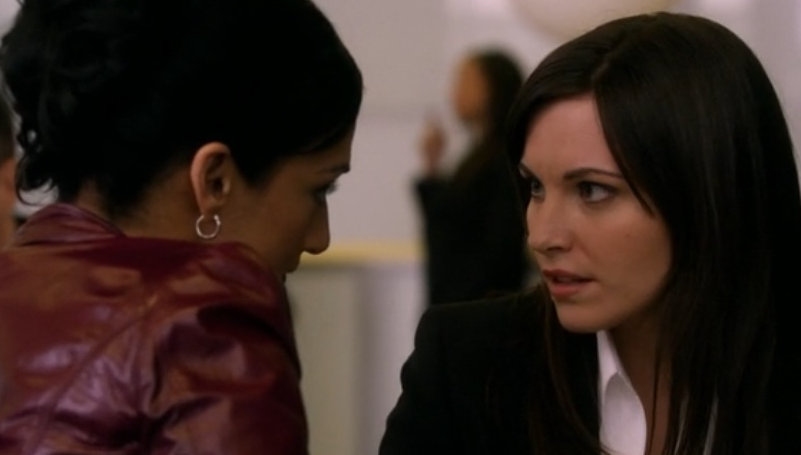 Kalinda et Lana • The Good wife