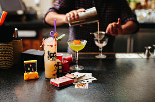(Photograph: Courtesy Highball Lounge/Kristin Teig)