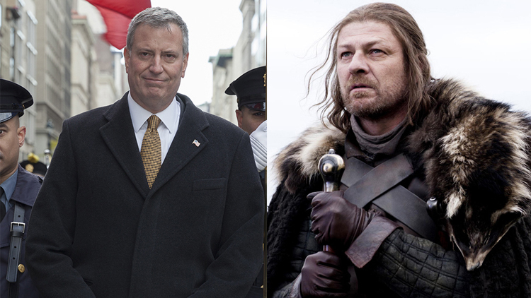 Game of Thrones characters played by notable New Yorkers