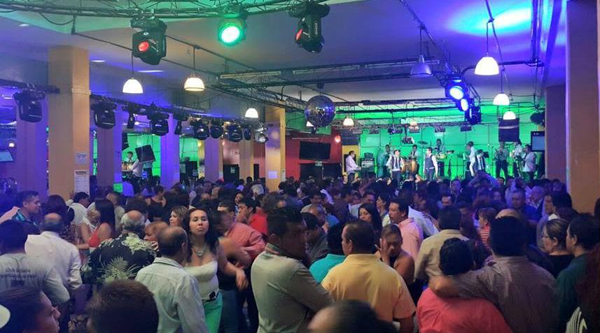 Salón Caribe