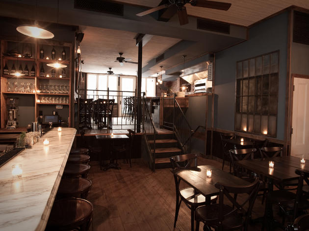 Hudson Clearwater Restaurants In West Village New York