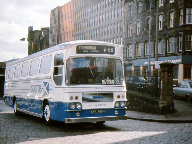 East Market Street, Edinburgh '70s