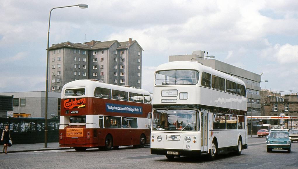 Shurbhill, Edinburgh '70s