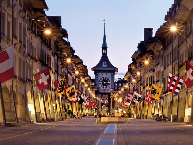 bern, shopping, switzerland
