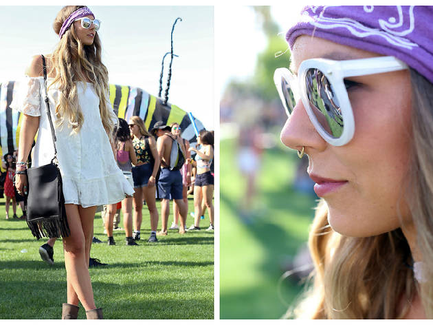 Festival fashion highlights