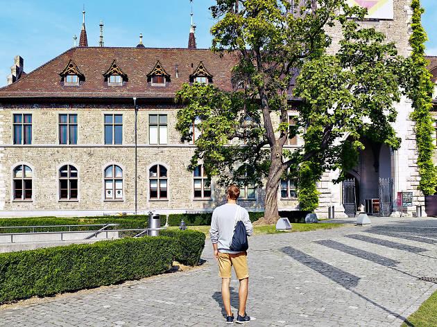 landesmuseum, switzerland, zurich