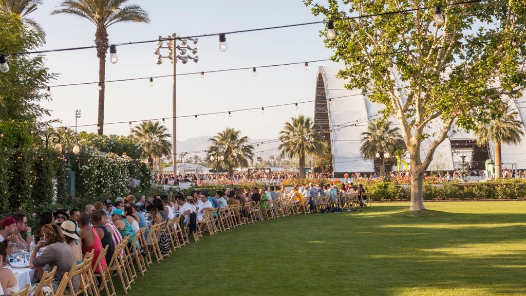 Coachella announces its Outstanding in the Field chef lineup for 2016
