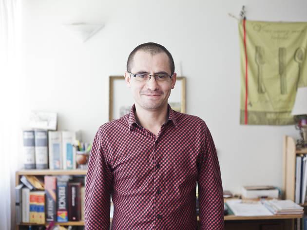 Humberto Pérez Mortera