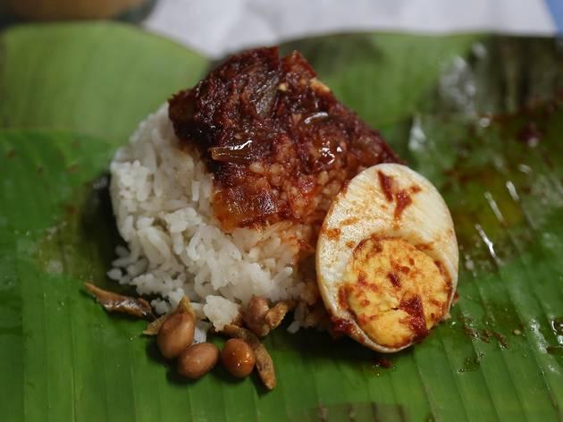 Yati nasi lemak