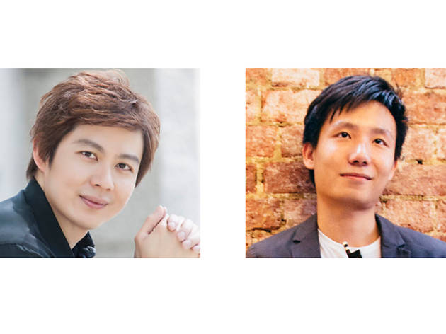 Joshua Tan and Loh Jun-Hong