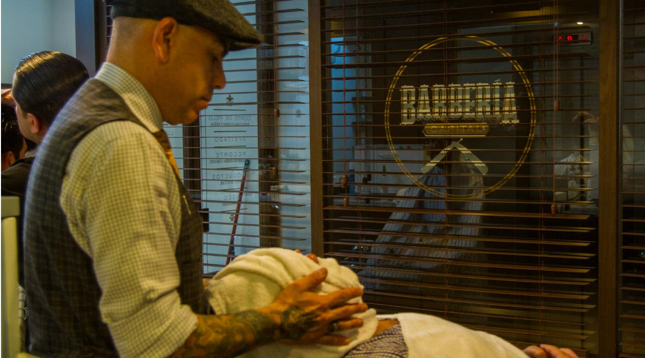 Barbería Capital Polanco
