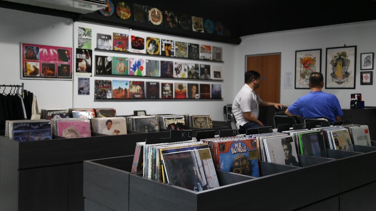 Hard Graft Records