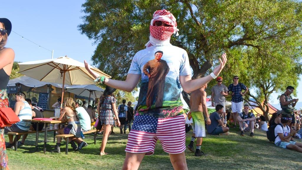 Coachella 2015, day 3