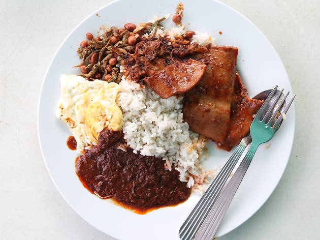 The best nasi lemak in KL