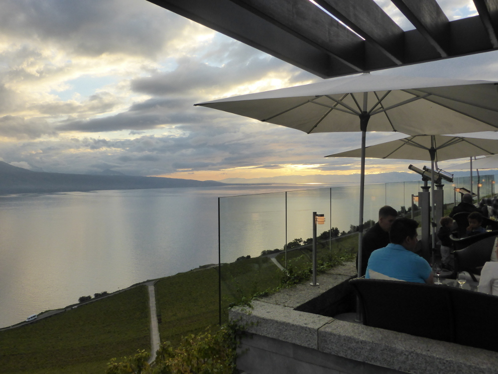 Le Deck, Lavaux bar, Time Out Switzerland