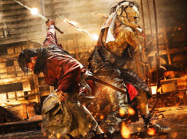 Image result for rurouni kenshin the legend ends