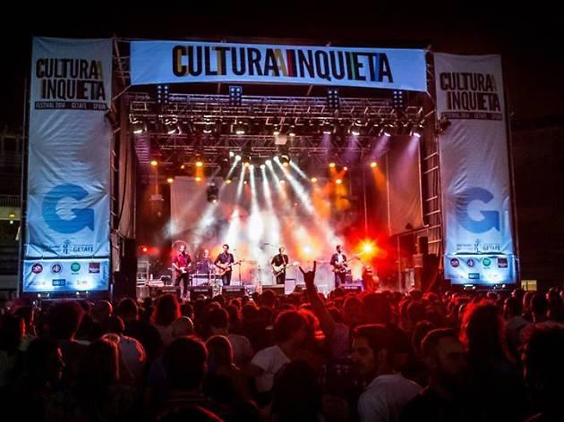 Festival Cultura Inquieta 2015