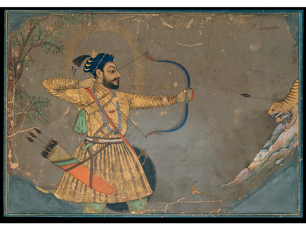 """""""Sultans of Deccan India, 1500–1700: Opulence and Fantasy"""""""
