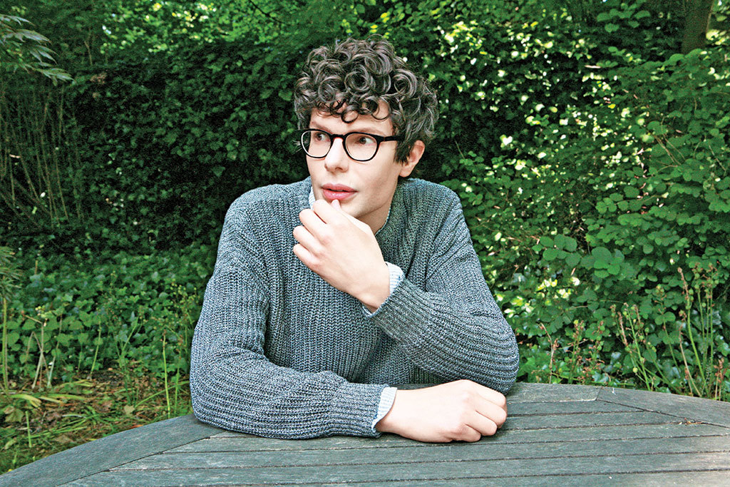 Simon Amstell talks insecurities and being consistently adorable