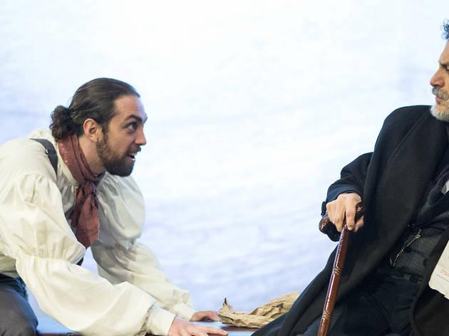 (Foto: Andrea López. Cortesía Teatro UNAM)