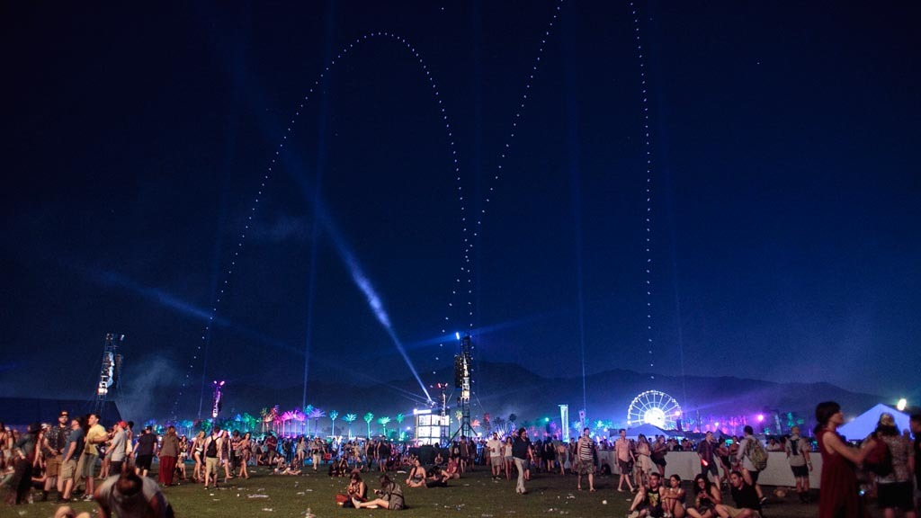 You can watch Coachella live this weekend on YouTube