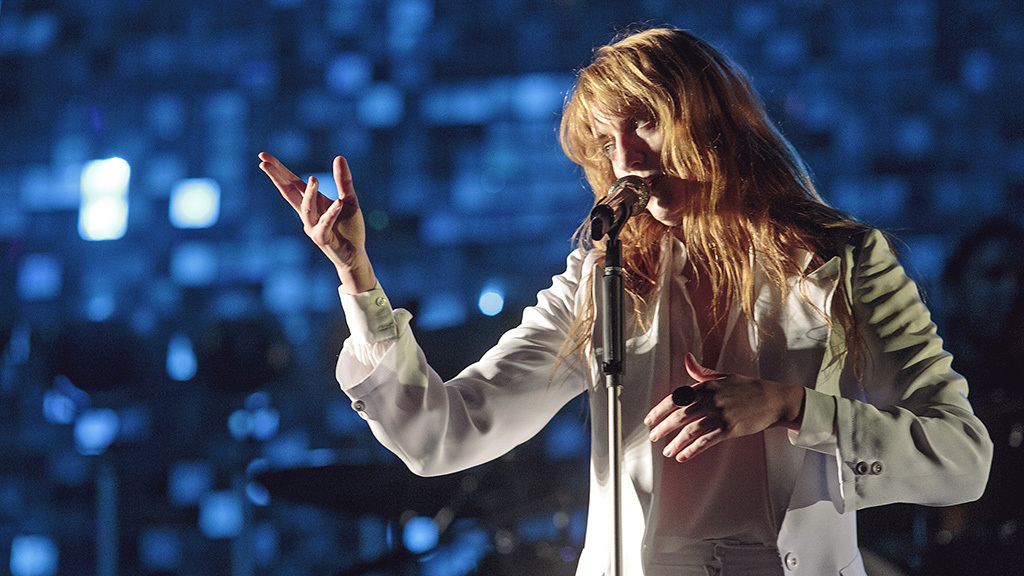 Florence and the Machine at Coachella 2015, day 3