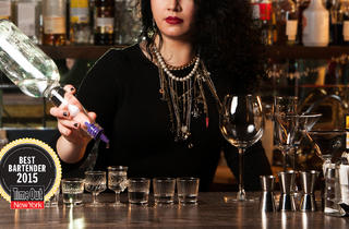 New York's Best Bartender 2015: The top 10, main image