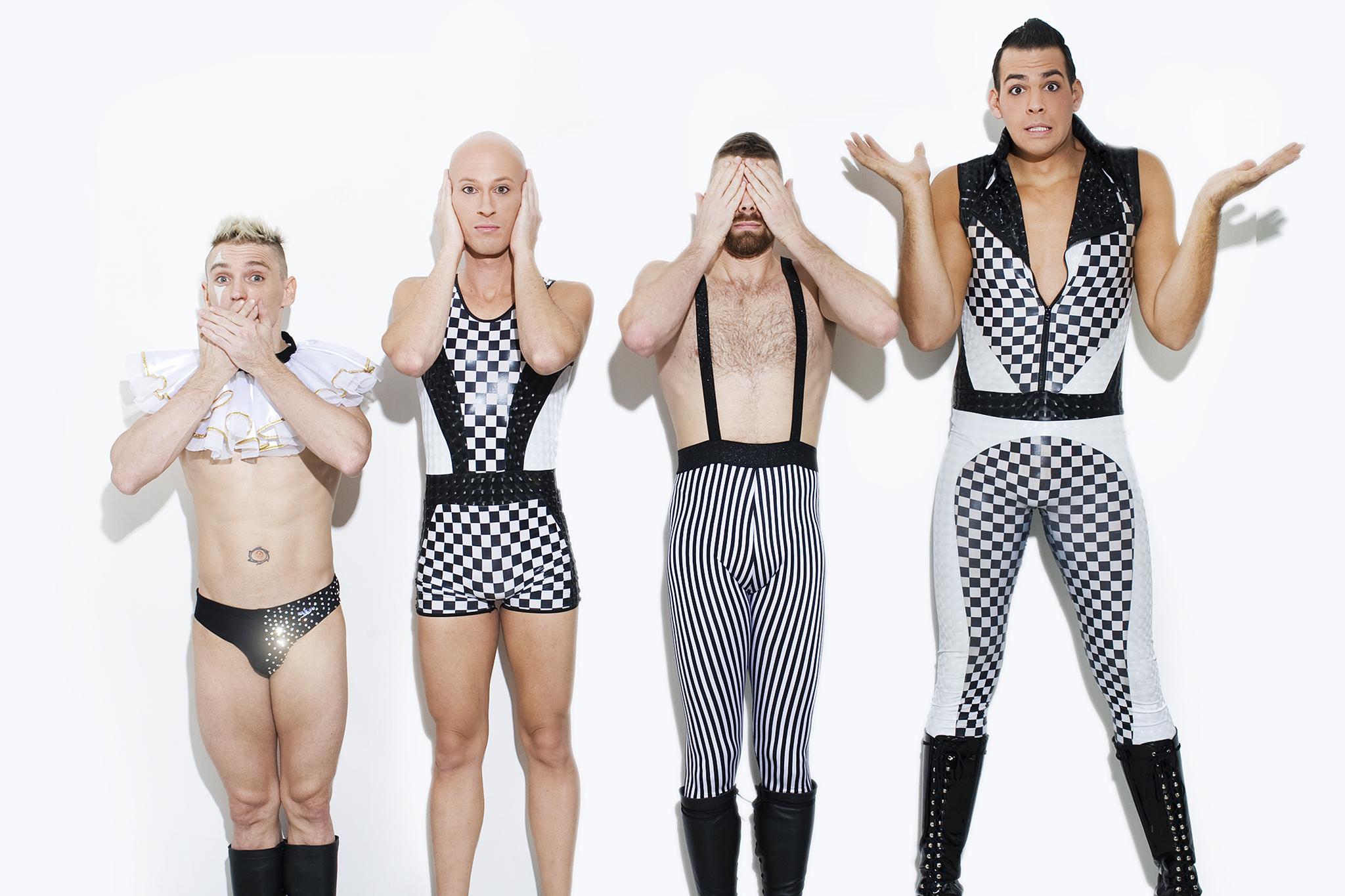 Boys' Night: An All-Male Cirquelesque Revue